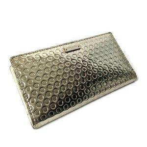 Kate Spade Metallic Gold Wallet